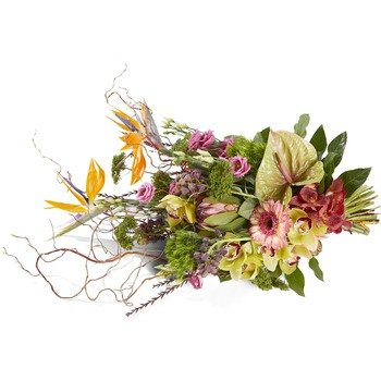 Hidden Presence Funeral Bouquet