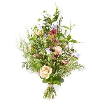 Summer wind Funeral Bouquet