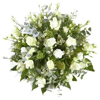 Funeral: I miss you bouquet