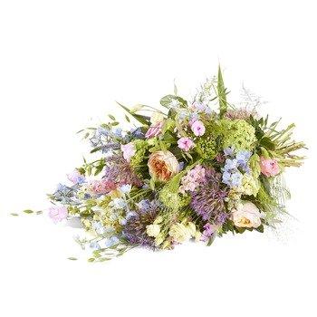 Plenty in life Funeral Bouquet