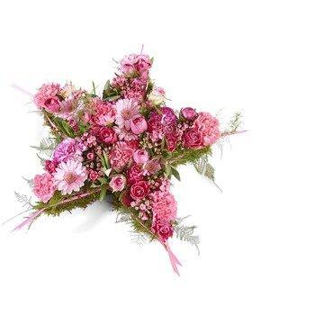 Sadness Funeral Bouquet Star