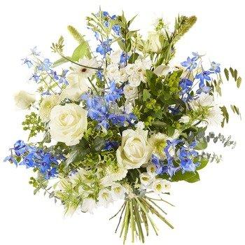 Sympathy bouquet: Hug