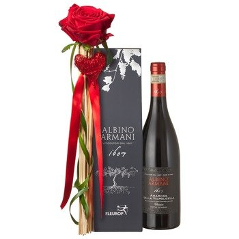 Sweet Nothings: with Amarone della Valpolicella Classico DOCG (75cl)