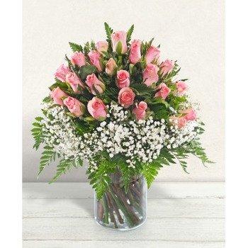 Pensiero rosa (Vase not included)