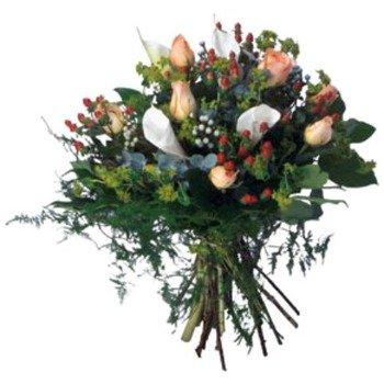 Bouquet of Seasonal Flowers/Cut Flowers Bouquet (Vase Not Included)
