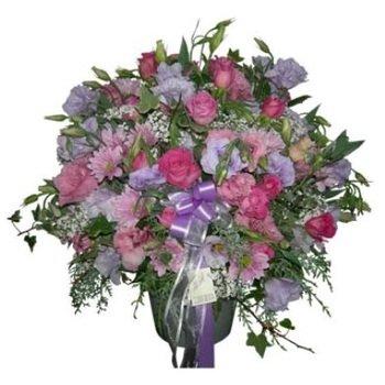 Cut Flowers Arranged