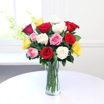 A Floral Mix