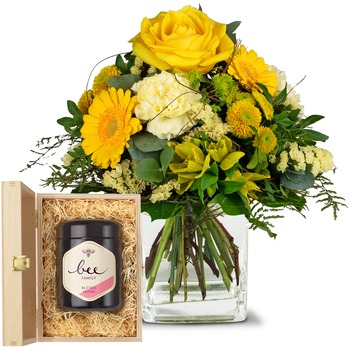 Sunny vibes with Swiss blossom honey