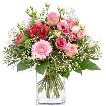 Flower Greetings (Vase not Included)