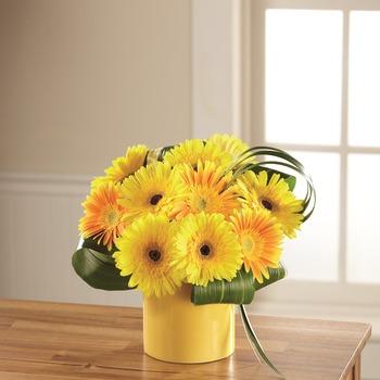 The FTD Sunny Surprise Bouquet C5-5156