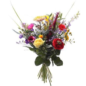 Seasonal field bouquet