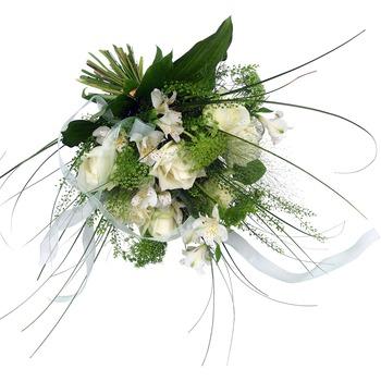 Loving memories -funeral bouquet
