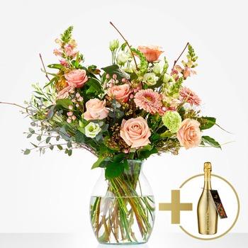 Combi Bouquet: Stylish; including Bottega