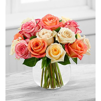 The Sundance Rose Bouquet by FTD - VASE INCLUDED