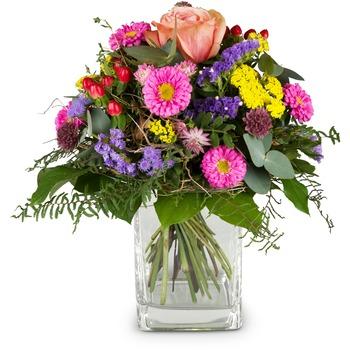 Little flower message (Vase not included)