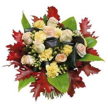 Flower Flame bouquet (Vase Not Included)