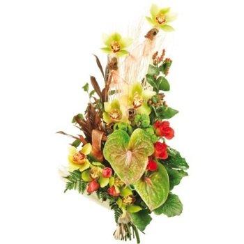 Anthurium bouquet (Vase Not Included)