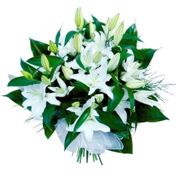 Flowers for the Special Couple