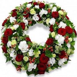 Memoriae Funeral Wreath