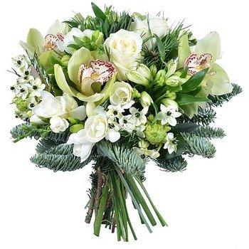 North Pole Bouquet
